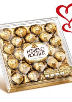 Caja de Ferrero Rocher 24 Unidades