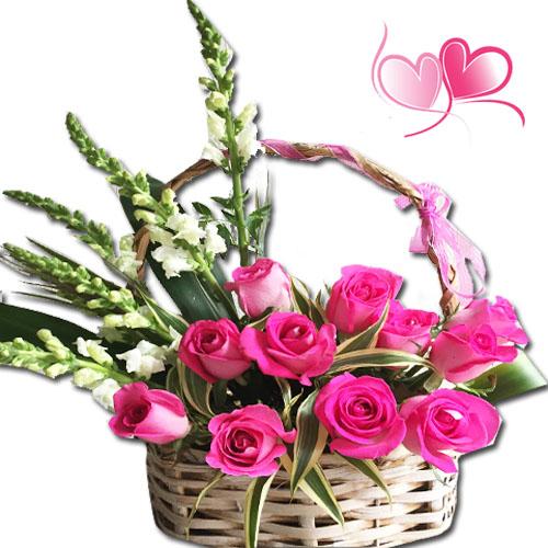 canasta-rosas-pink