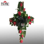 cruz fúnebre