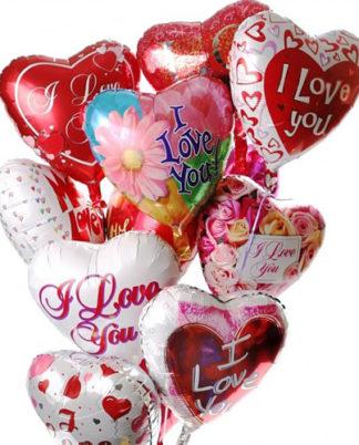 globo-metálico-amor