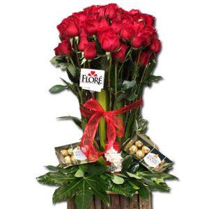 rosas rojas True Love