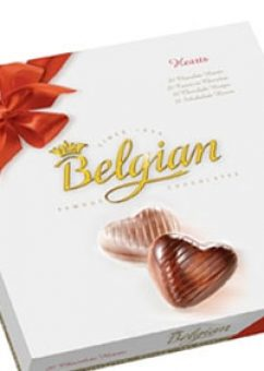 Chocolates Belgas 20