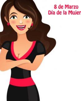 Día de la Mujer!