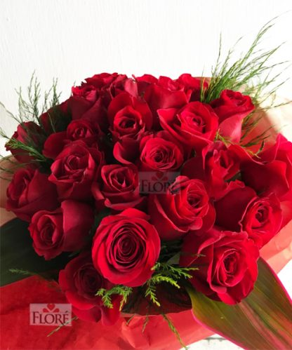 Ramo de Rosas Corazon