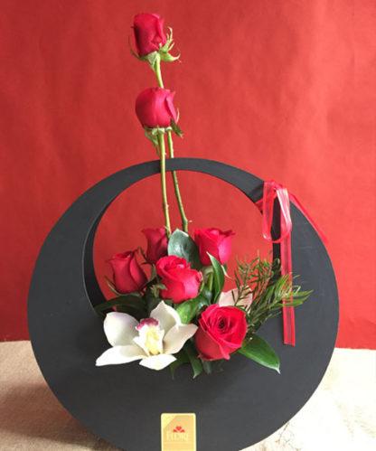 Moon Light Roses