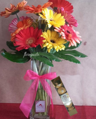 Gerberas Happy Day!