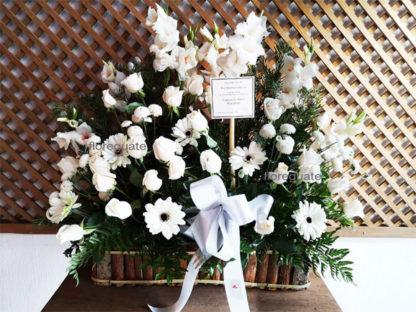 Arreglo Floral Fúnebre