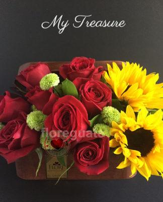 Rosas mi Tesoro