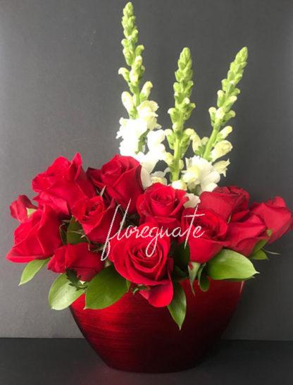 Arreglo Fuente de Rosas
