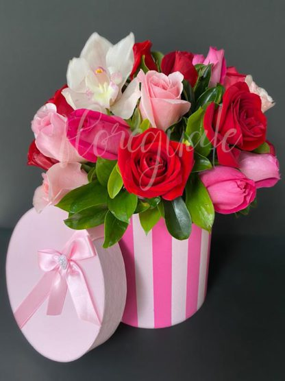 Rosas Pink Sexy Love