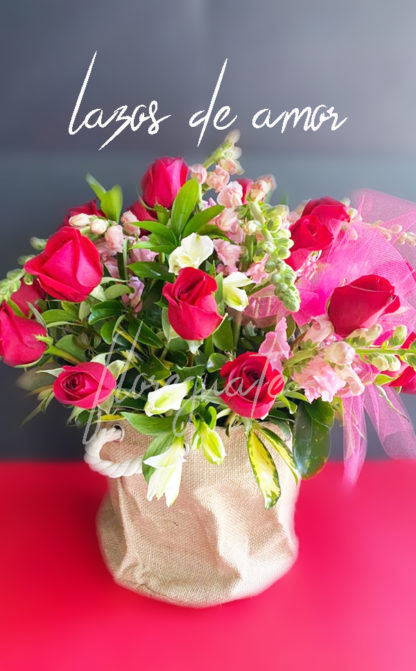 Rosas Lazos de Amor